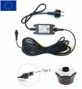 Outdoor power supply EU (Type II) for Biogents mosquito traps sold in 2016 and later.